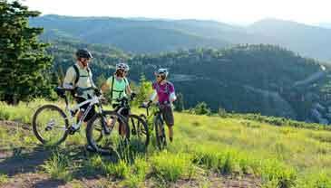 Deer Valley Mountain Activities Package